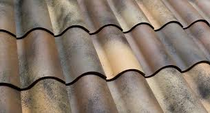 S Tile Roof Barrel And S Tile Verea Clay Roof Tile