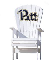 Patio Furniture Pittsburgh Ncaa Chairs University Of Pittsburgh Pitt Panthers Key