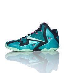 nike lebron xi south sneaker medium green jimmy jazz