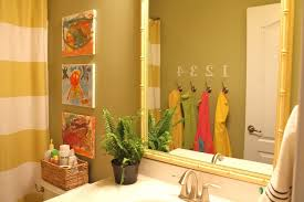 Kids Bathroom Idea Colors Pictures For Bathroom Wall Decor Image Of Cute Kids Bathroom Wall