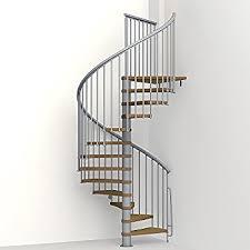 Interior Handrail Height Dolle Graz Modular Staircases Stairway Kit 12 Treads 95