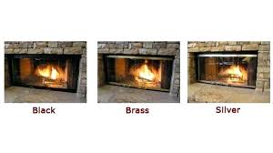 Ideas Fireplace Doors Replace Fireplace Doors Modern Replacement Glass For 7