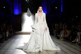 couture wedding dress 25 couture wedding dresses from couture fashion week every