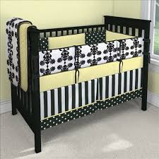 Black And Yellow Crib Bedding Decorative Bedding Nyc And Custom Window