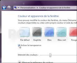 personnalisation du bureau pc astuces personnaliser le bureau de windows vista
