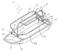 patent us6769379 boat blind google patents