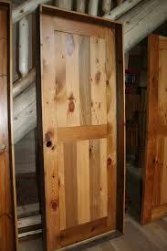 Cedar Barn Door Plan Rustic Barn Door Closet Doors Roselawnlutheran