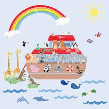 noah s ark wall stickers jojo maman bebe noah s ark wall stickers
