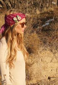 boho hair wraps boho and hair wrap hairstyles how to