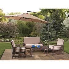 Fringed Patio Umbrella by Patio Furniture 234178 Ts Castlecreek Cantilever Patio Umbrella