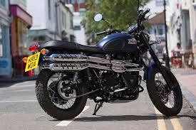 triumph motocross bike 2018 triumph scrambler review totalmotorcycle