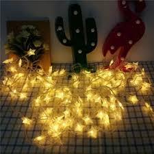 Decorative Lighting String Led 20pc Clip Light String Warm White Lights Decorative Lights