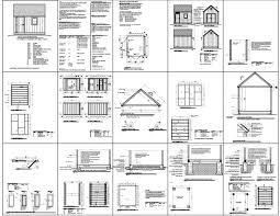 shed floor plans free 8x10 gable shed plans free utility shed building plans