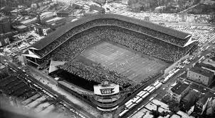 Chicago Bears Wrigley Field History Photos More Of The Former Nfl Stadium