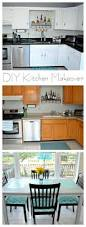 folk art home decor chalk paint painting cabinets a kitchen makeover