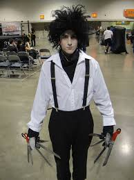 edward scissorhands costume make an edward scissorhands costume edward scissorhands costume
