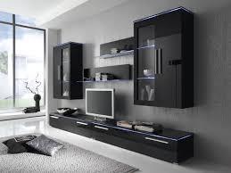 moderne wohnwand hochglanz moderne wohnwand mit led beleuchtung u2013 edgetags info