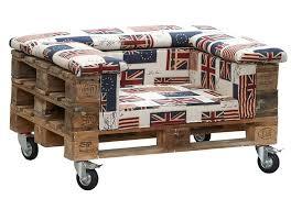 Union Jack Pallet Table The by Butaca Vintage Kent No Disponible En Portobellostreet Es Palets