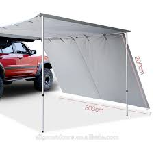 Retractable 4wd Awnings 4wd Sunshade Rv Caravan Retractable Car Side Awning For Camping