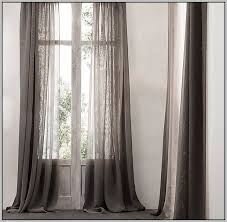 Grey Linen Curtains Grey Linen Fabric For Curtains Curtains Home Design Ideas