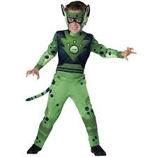 quality halloween costumes for adults wild kratts quality green cheetah costume for boys buycostumes com