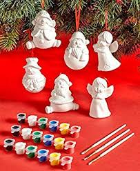 unfinished wooden ornaments pack of 48
