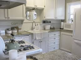 Before And After White Kitchen Cabinets Remodelaholic Beautiful White Kitchen Before And After