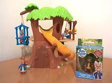 rabbit treehouse rabbit badger in toys ebay