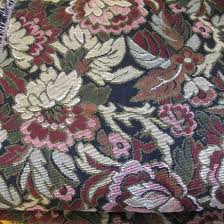Shabby Chic Upholstery Fabric Vintage Heavy Upholstery Style Fabric Cottage Chic Floral Print