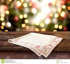 christmas table stock photo image 45447428