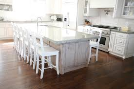 Wood Floors In Kitchen Kitchen Flooring Mahogany Laminate Wood Look Kitchens With