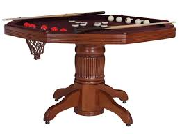 Dining Table Pool Darafeev Corsica Poker Dining Table With Optional Bumper Pool