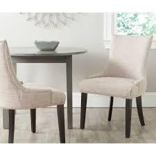 homesullivan nobleton cool grey dining chair set of 2 405048s2pc