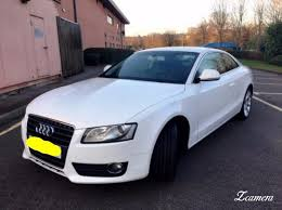 audi a5 2 door coupe 2009 audi a5 coupe 2 door tfsi cork gumtree classifieds