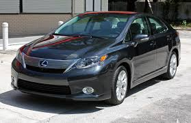 lexus hs hybrid top 5 green cars for enthusiasts u2013 best of 2010