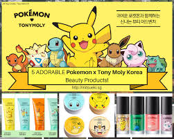 toni moli 5 adorable x tony moly korea beauty products mitsueki