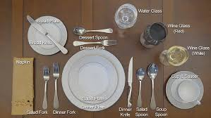 how do you set a table properly food hunter s guide to cuisine how to properly set a holiday table