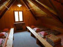 Rustic Attic Bedroom by Free Images Wood House Building Home Rustic Cottage Room