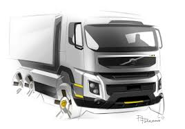 volvo 2017 truck volvo truck design by patrik palovaara car sketches pinterest