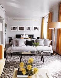 Contemporary Orange Curtains Designs Orange Curtains Contemporary Living Room Decor