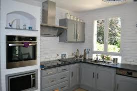 comment relooker une cuisine ancienne comment repeindre une cuisine en bois comment relooker une cuisine