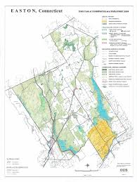 easton map town plan and maps easton ct