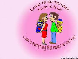 Quotes For New Love by 66 Cutest Cartoon Love Quotes For New Couples And Teenagers