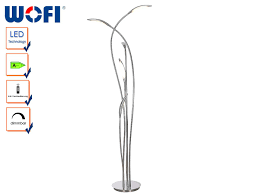 led stehlampen hochwertige led stehlampe hampton mit fernbedienung dimmer
