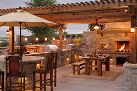 outside kitchens designs outdoor outdoor kitchen with pergola wichita outdoor kitchens