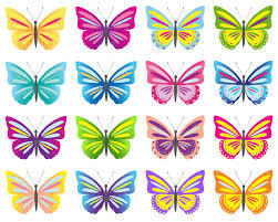 free butterfly clipart clip art pictures graphics illustrations 3