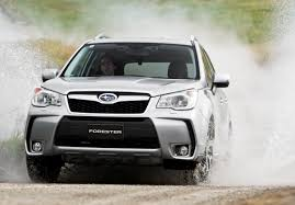 2013 subaru forester xt debuts with smaller engine cvt only