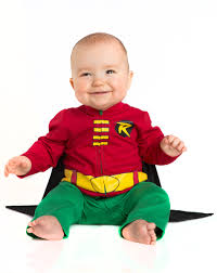 spirit halloween 2016 costumes batman robin caped baby coverall exclusively at spirit halloween