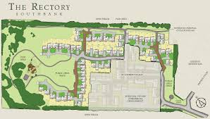 interactive site map the rectory at southbank redrow