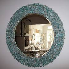 Home Decorating Mirrors by 49 Best Shell Mirrors Images On Pinterest Shells Seashells And
